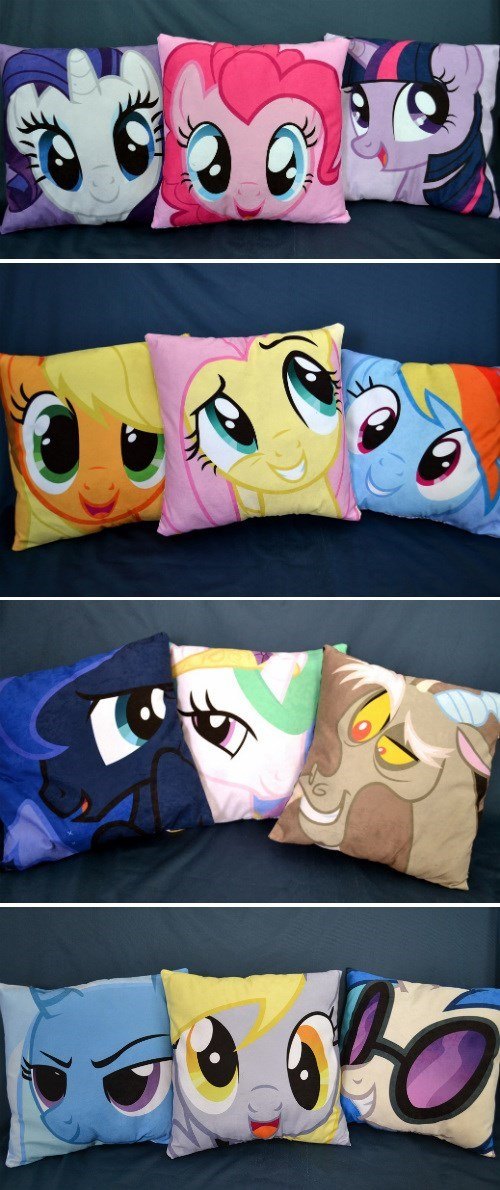 Pillow mane 6 for sale MLP - 8289740800