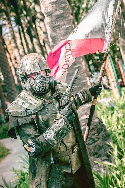 cosplay fallout NCR - 8290140672