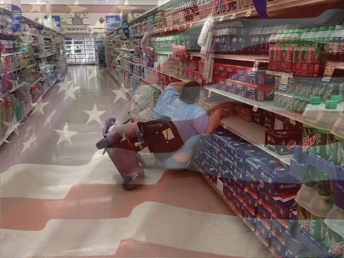 smartcarts,Walmart,obesity