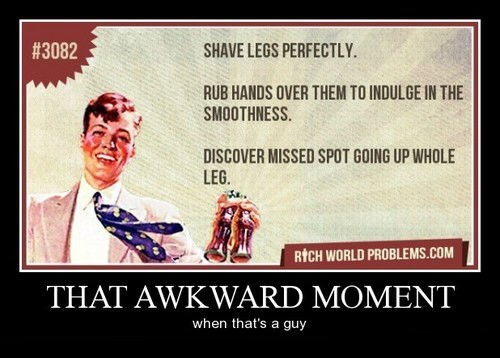 wtf Awkward guy funny lady - 8291105792