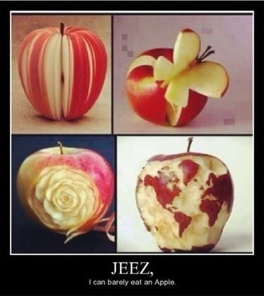 bite apple funny - 8291107072