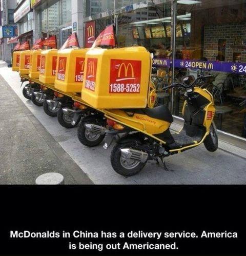 China McDonald's - 8291527680