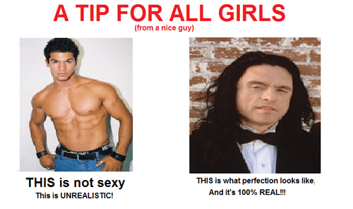 unrealistic nice guys idiots funny g rated dating - 8291608576