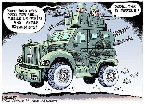 cops,missouri,military,sad but true,web comics
