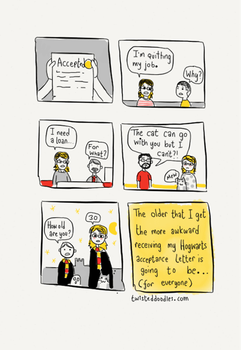 school wizards web comics Hogwarts - 8291622144