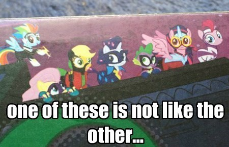 mane 6,MLP,power ponies