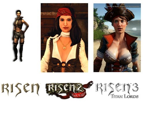 watch if for the plot,risen 3,seems legit