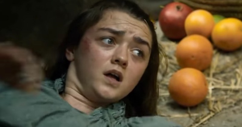 viral videos twitter Game of Thrones arya stark social media ridiculous - 8291845