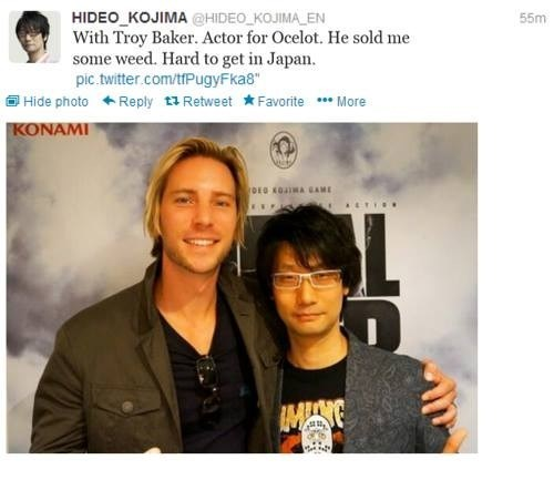 drugs Party weed funny hideo kojima after 12 g rated - 8291870208