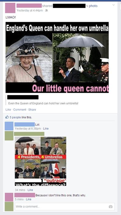 umbrella barack obama politics - 8291897600