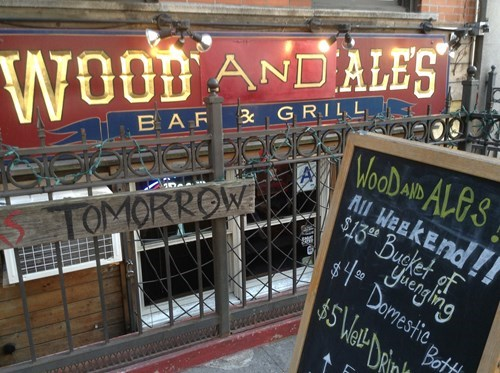 Woody McHales has been renamed by LAZY new owners.