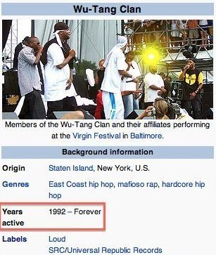 hip hop rap Wu-Tang Clan wikipedia - 8292580352
