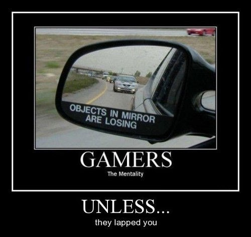 race gamers video games funny - 8292855040