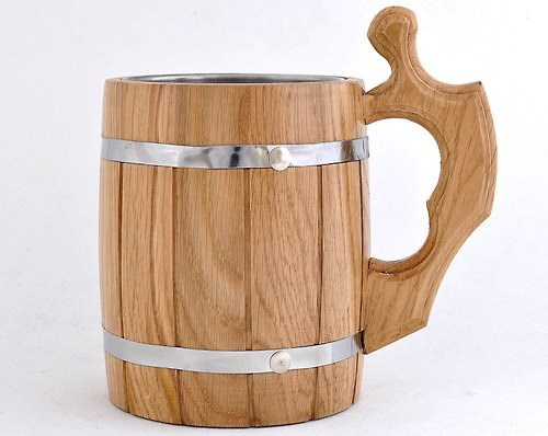 beer awesome barrel mug - 8292990976