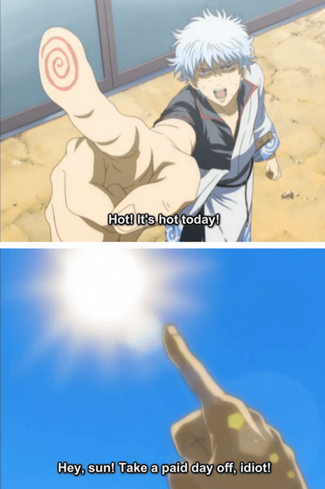 anime,gintama,sun