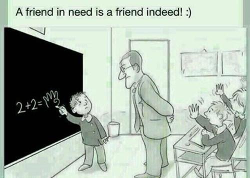 teacher math funny how many - 8293949184