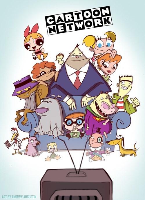 Fan Art cartoon network cartoons - 8294023168