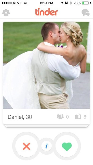 wtf,tinder,online dating,married,funny
