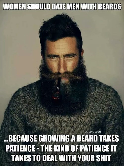 men beards funny virtue - 8294049792