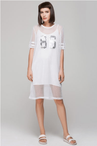 jersey poorly dressed dress - 8294139904