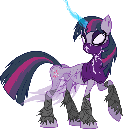 Fan Art twilight sparkle soul reaver - 8294804224