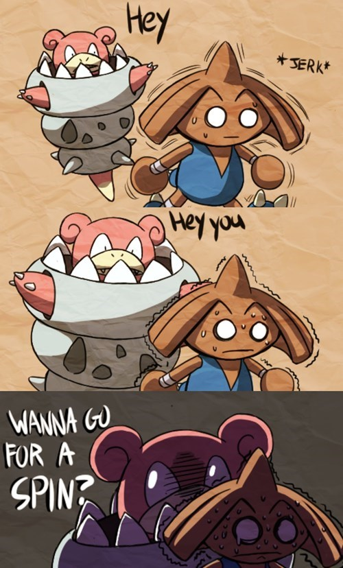 Fan Art,mega slowbro,web comics