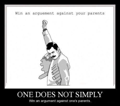wtf impossible argument funny parents