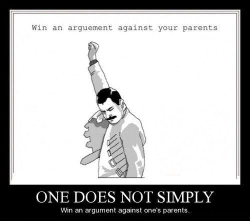 wtf impossible argument funny parents - 8295091456