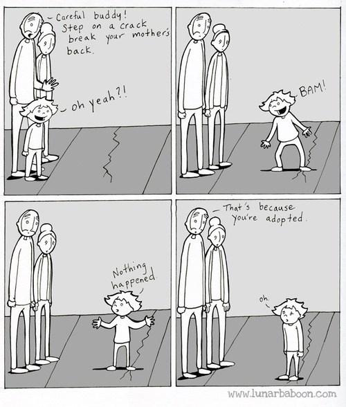 crack adoption kids parenting web comics - 8295116288