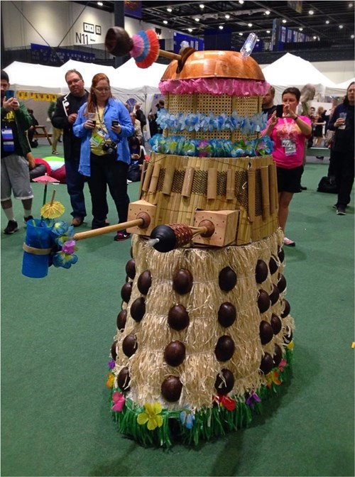 daleks,Hawaii