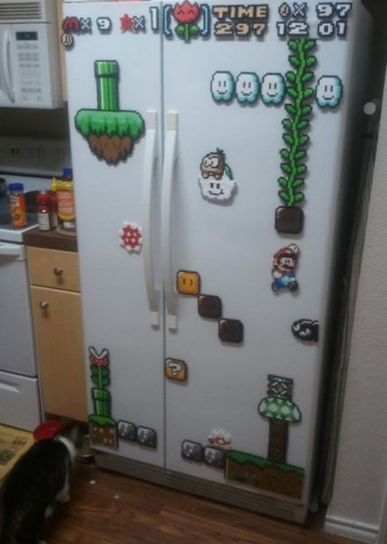 design video games fridge nintendo g rated win
