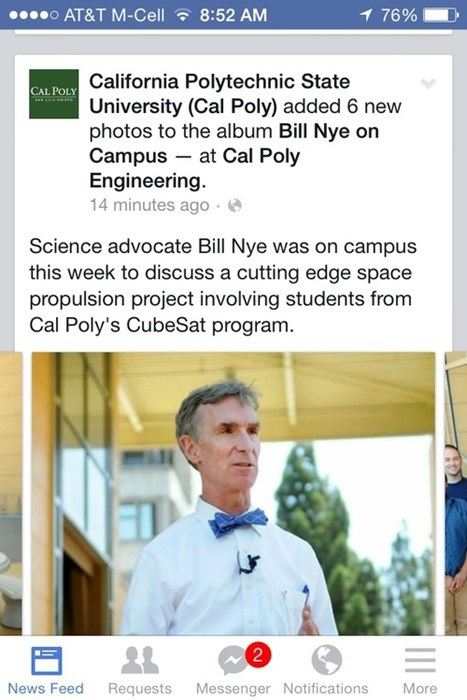 bill nye awesome funny college - 8295490560
