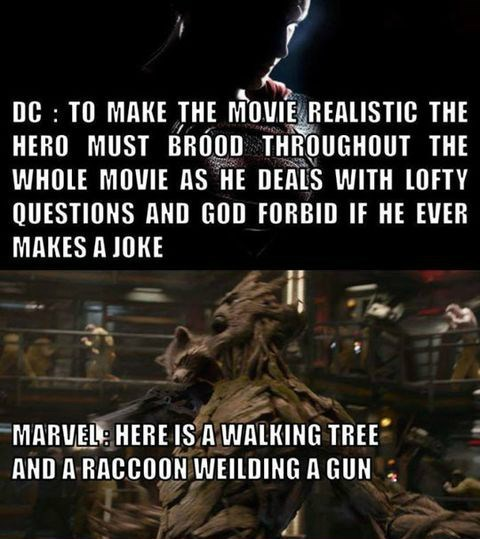 marvel DC guardians of the galaxy - 8295875584