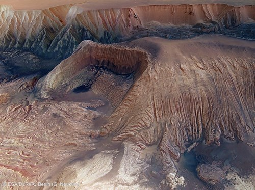 awesome hebes chasma Mars science space - 8296012800