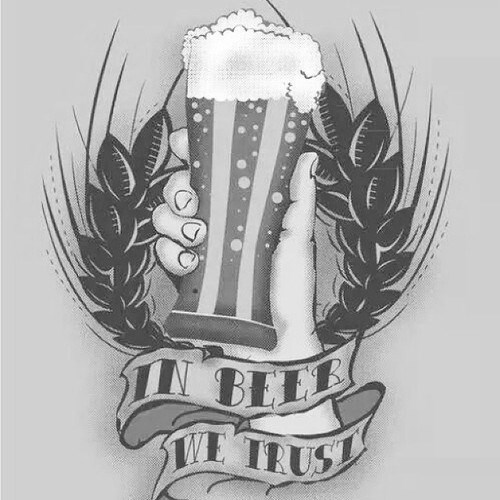 beer awesome tattoos funny - 8296073728