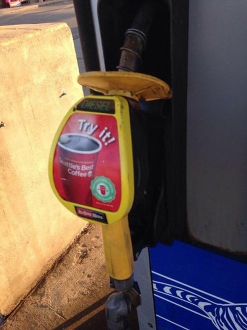 coffee gasoline - 8296180736