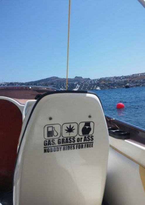 boating gas grass or ass - 8296183296