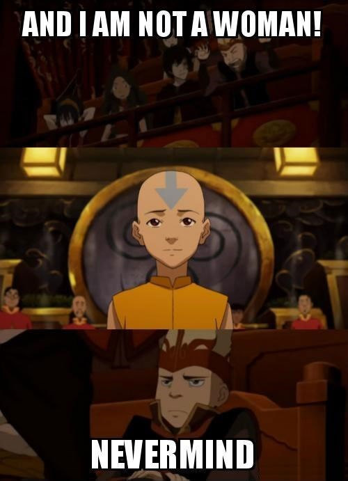 aang jinora Avatar the Last Airbender ember island players legend of korra - 8297311232
