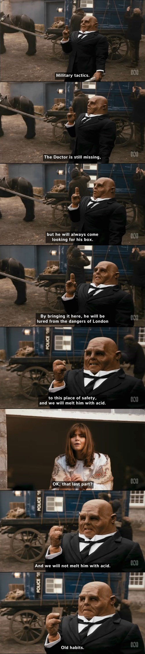the doctor strax - 8297618432