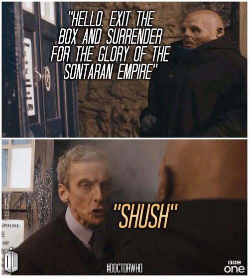12th Doctor strax - 8298294016