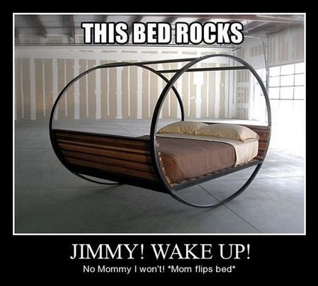 wtf bed awesome funny - 8298295296