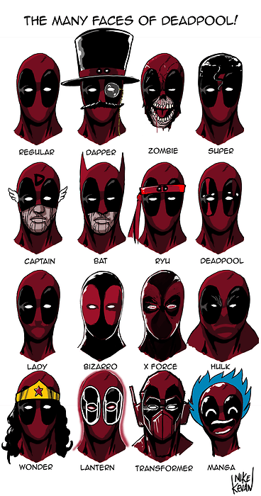 art deadpool - 8298940160
