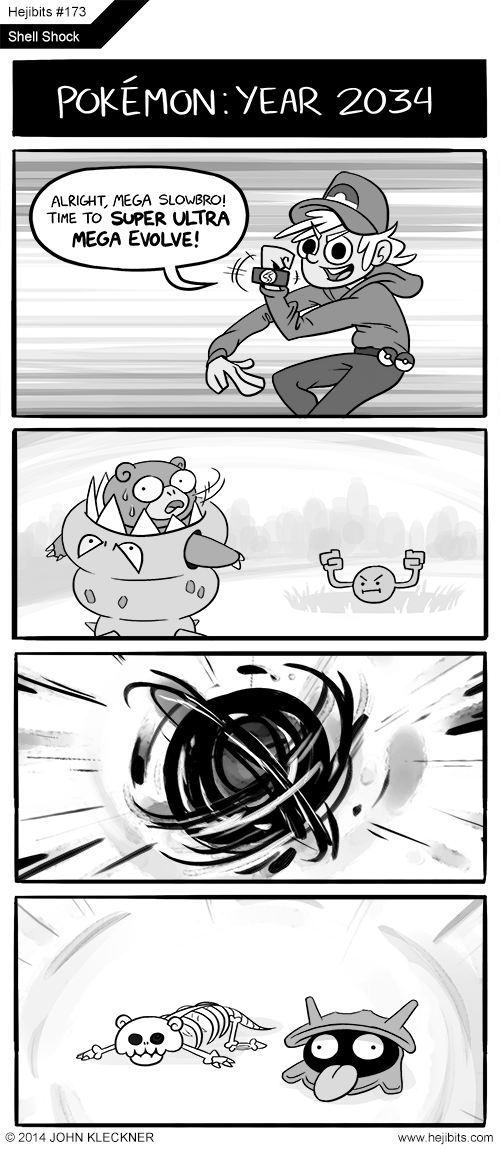 hejibits,mega slowbro,web comics