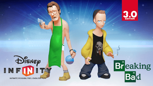 Disney Infinity breaking bad disney - 8299663616