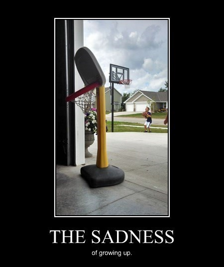 kids growing up basketball funny sadness - 8299847168