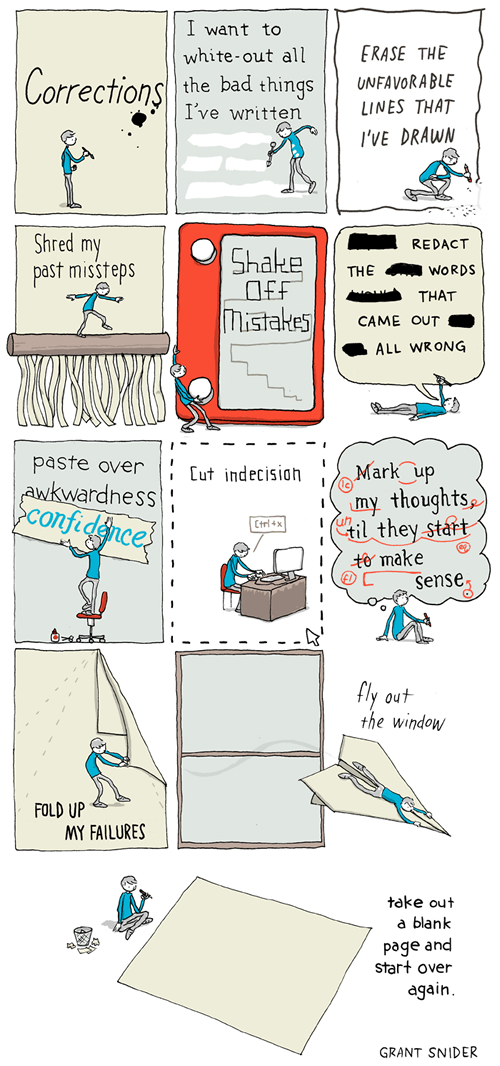 art mistakes corrections web comics - 8299933184