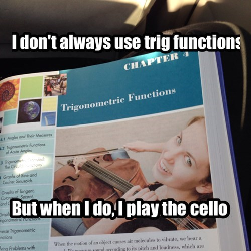 functions trig cello funny - 8299934208