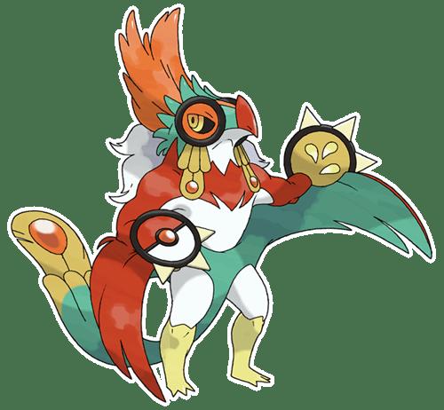 Pokémon Fan Art hawlucha mega hawlucha - 8299962624