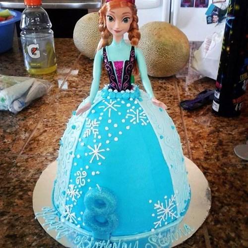 cake frozen - 8300752640