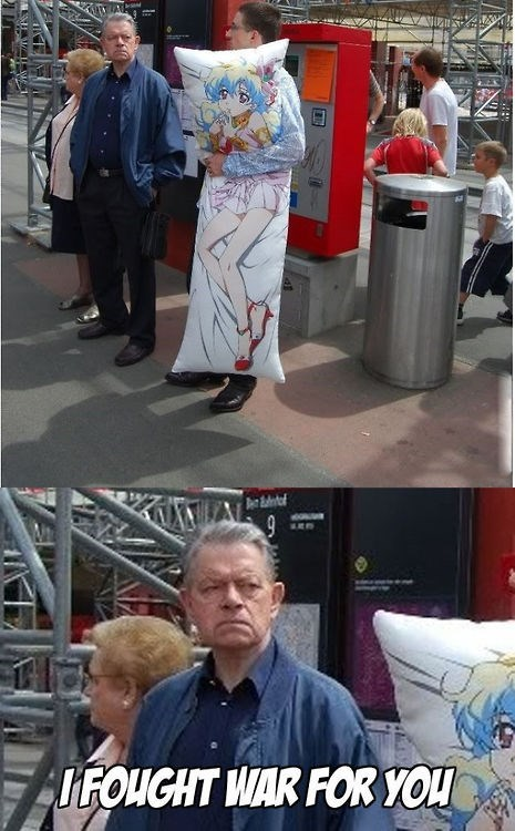 wtf Japan body pillow funny otaku dating - 8300764160